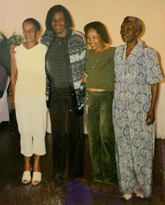 Wanda dos Santos, Aída dos Santos e Melânia Luz são algumas das pioneiras do atletismo brasileiro  - Arquivo pessoal