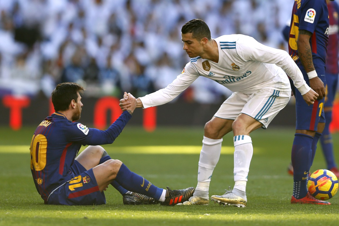 Real Madrid 0 x 3 Barcelona - Victor Carretero/Real Madrid via Getty Images