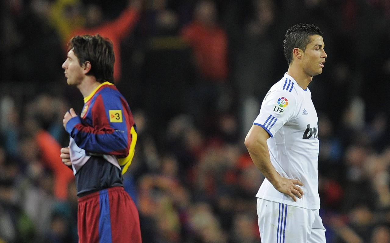 Barcelona 5 x 0 Real Madrid - David Ramos/Getty Images
