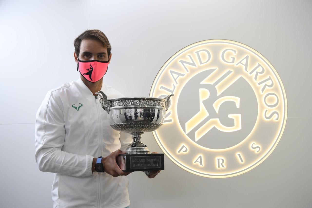 Rafael Nadal - Roland Garros 2020 - Getty Images