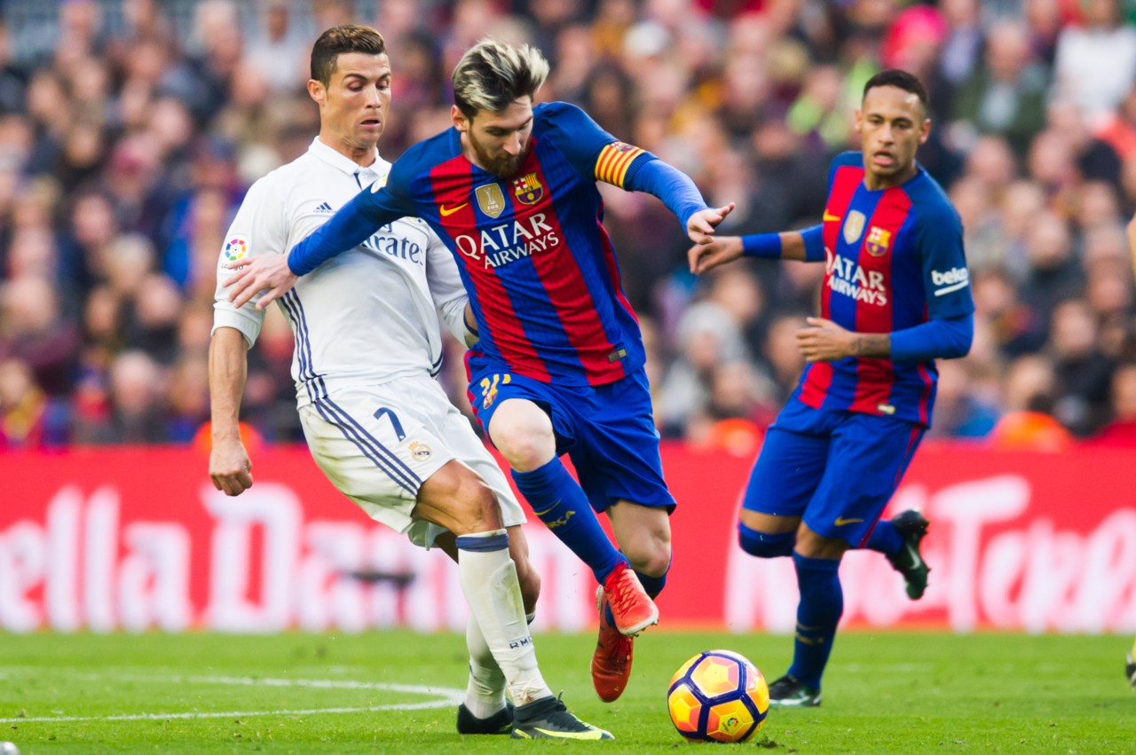Barcelona 1 x 1 Real Madrid - Alex Caparros/Getty Images