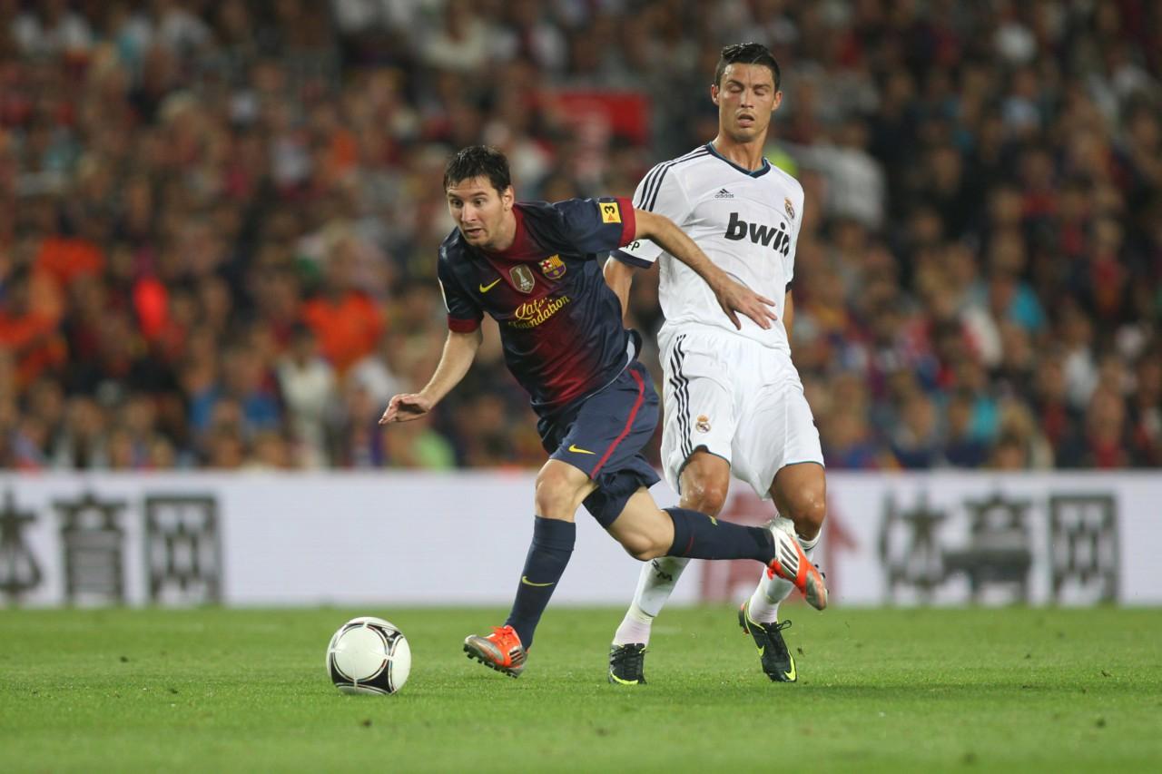 Barcelona 3 x 2 Real Madrid - AOP.Press/Corbis via Getty Images