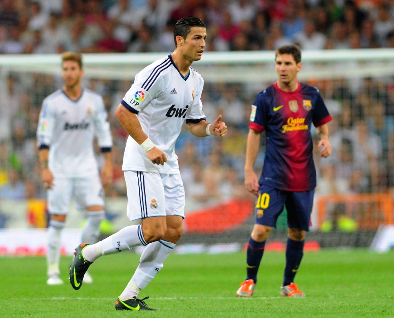 Real Madrid 2 x 1 Barcelona - Gonzalo Arroyo Moreno/Getty Images