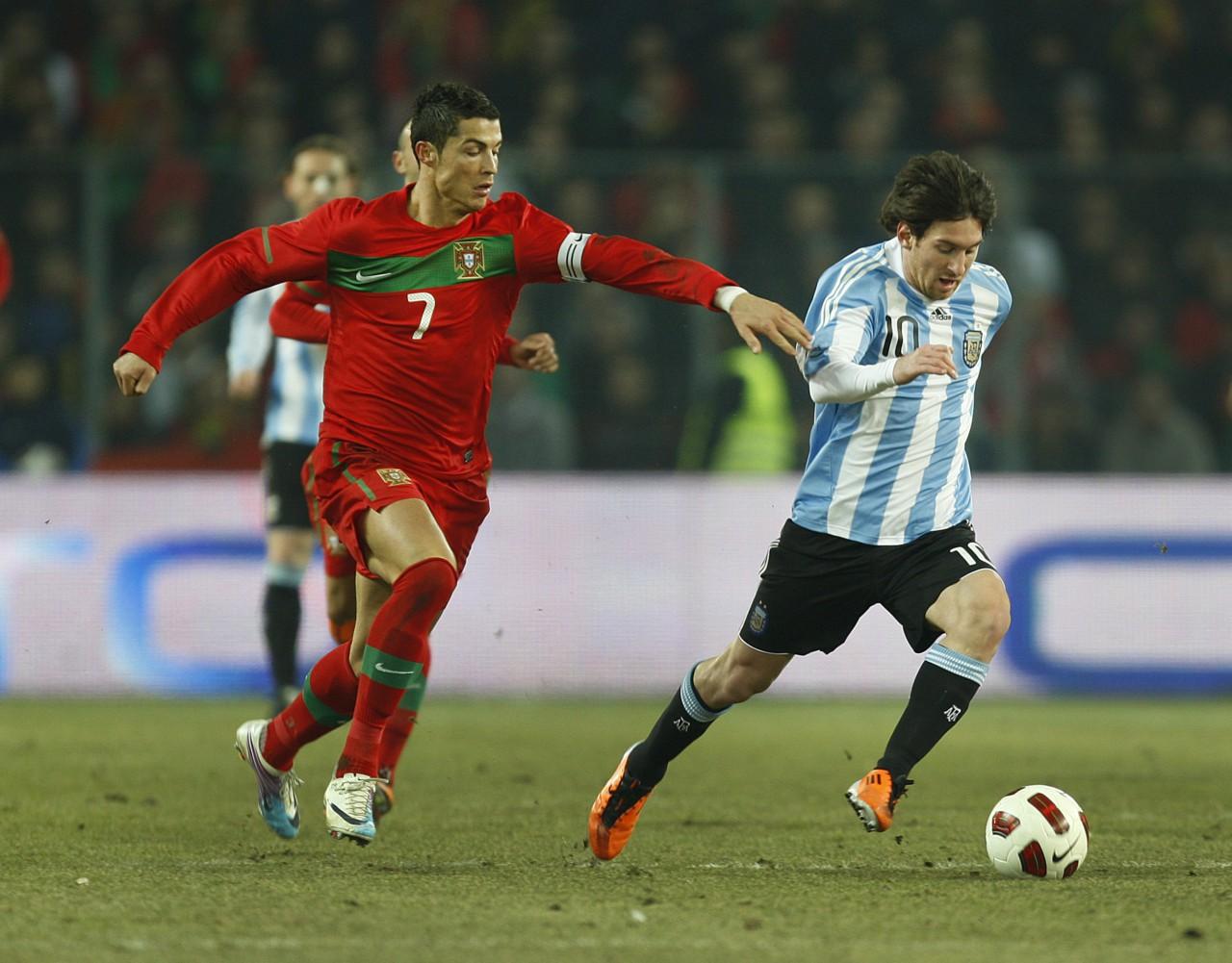 Portugal 1 x 2 Argentina - Ben Radford/Corbis via Getty Images