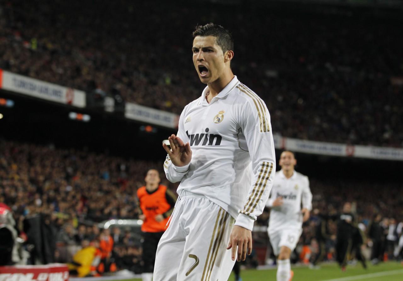 Barcelona 1 x 2 Real Madrid - Angel Martinez/Real Madrid via Getty Images