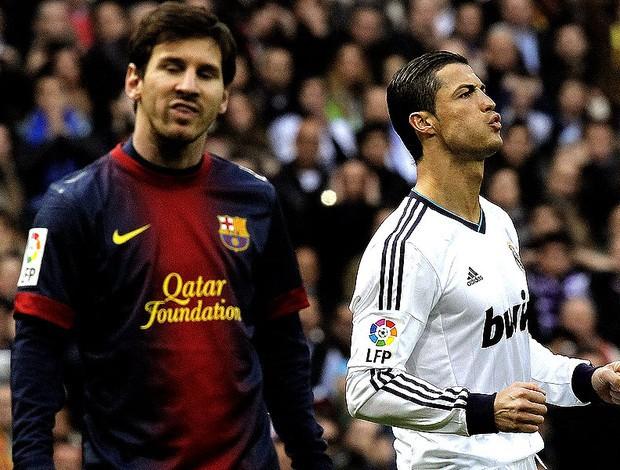 Real Madrid 2 x 1 Barcelona - EFE