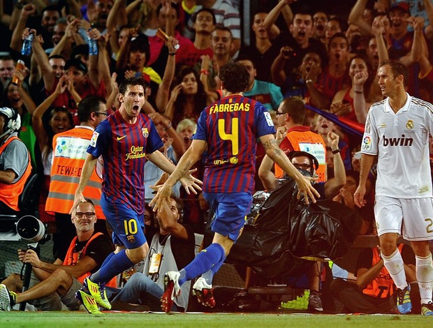 Barcelona 3 x 2 Real Madrid - Getty Images