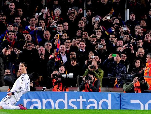 Barcelona 1 x 3 Real Madrid - AFP