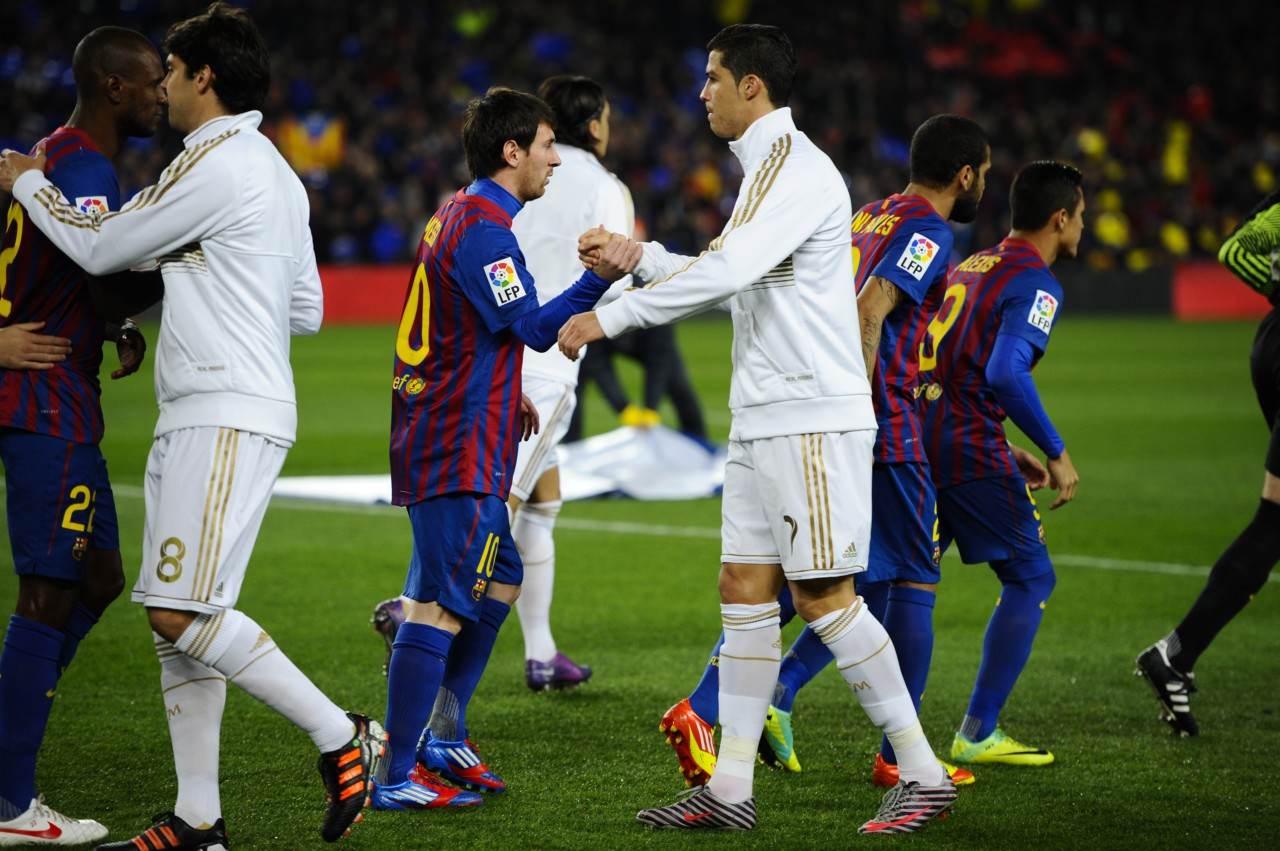 Barcelona 2 x 2 Real Madrid - David Ramos/Getty Images