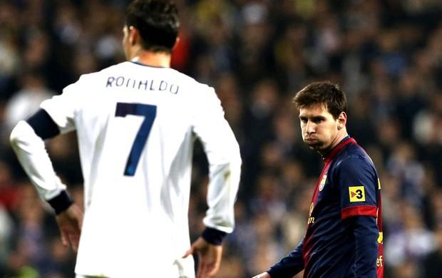 Real Madrid 1 x 1 Barcelona - EFE