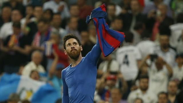 Real Madrid 2 x 3 Barcelona - REUTERS