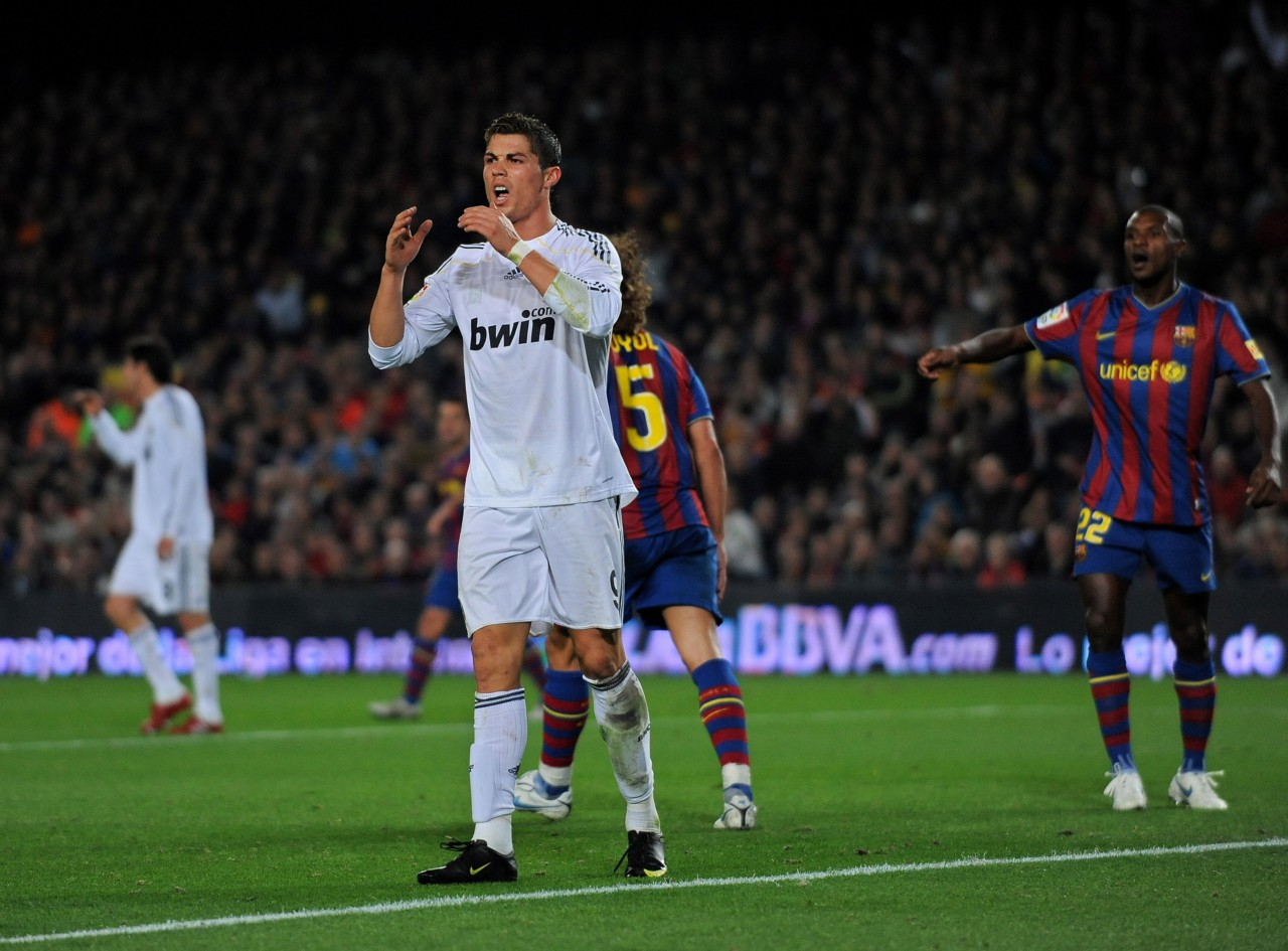 Barcelona 1 x 0 Real Madrid - Jasper Juinen/Getty Images