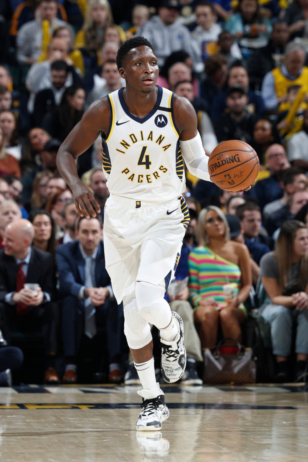 Victor Oladipo, ala-armador do Indiana Pacers - Joe Robbins/Getty Images