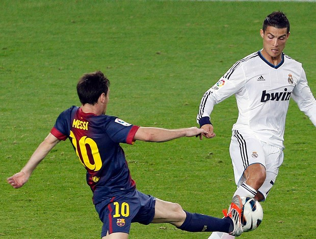 Barcelona 2 x 2 Real Madrid - EFE
