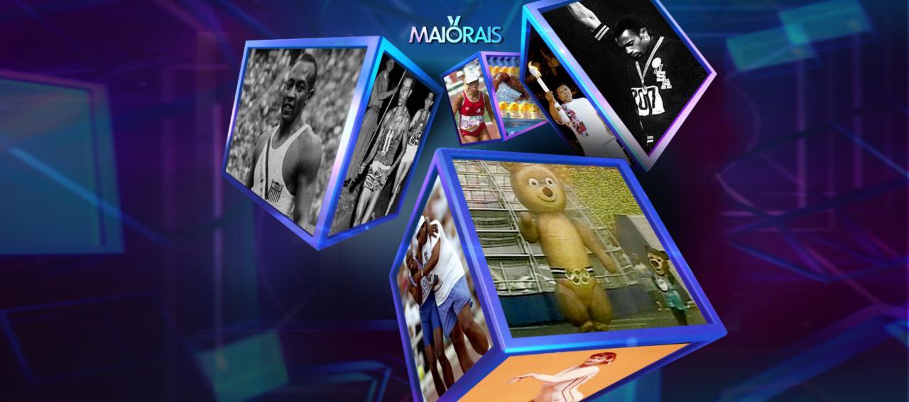 Maiorais Momento Olímpico 2 - Infografia