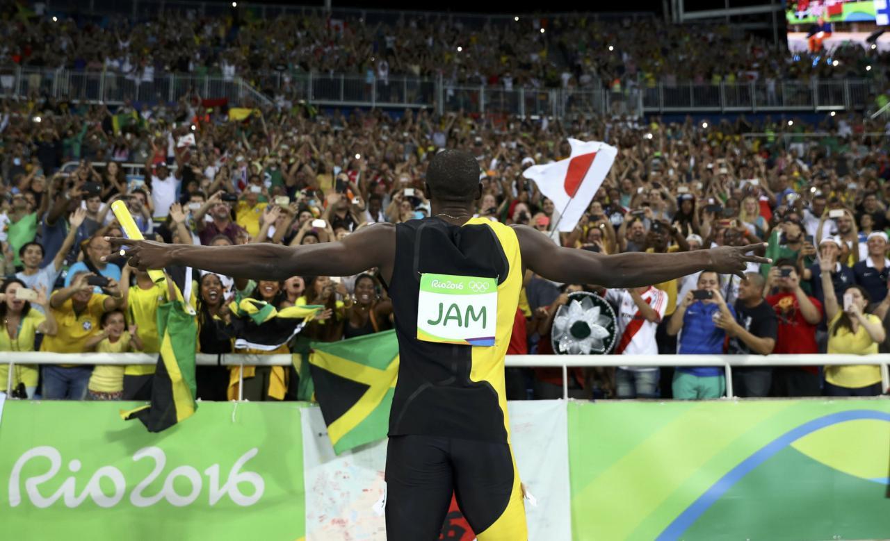 Usain Bolt Rio de Janeiro -  REUTERS/Kai Pfaffenbach