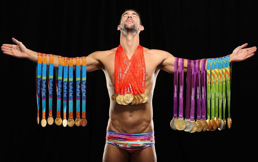 Michael Phelps Maiorais - Reprodução/Twitter