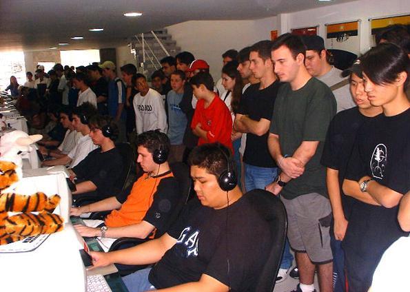 Monkey foi a casa de muitos jogadores de CS - Arquivo Pessoal