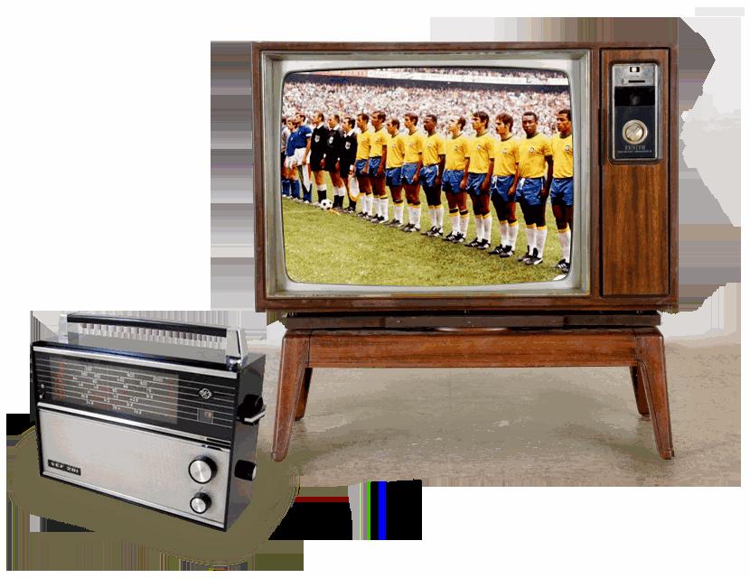 arte televisor - infoesporte