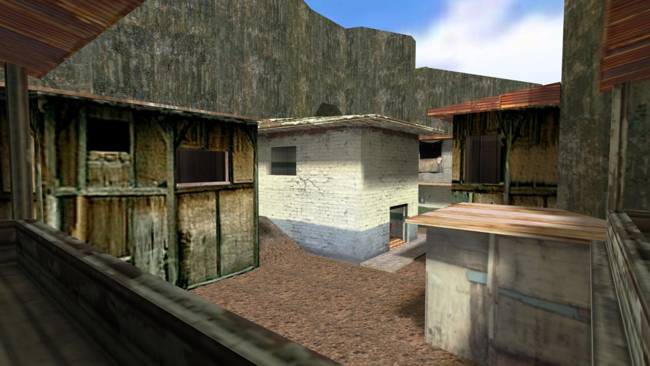 Mapa cs_rio é ambientado em favela carioca - Reprodução