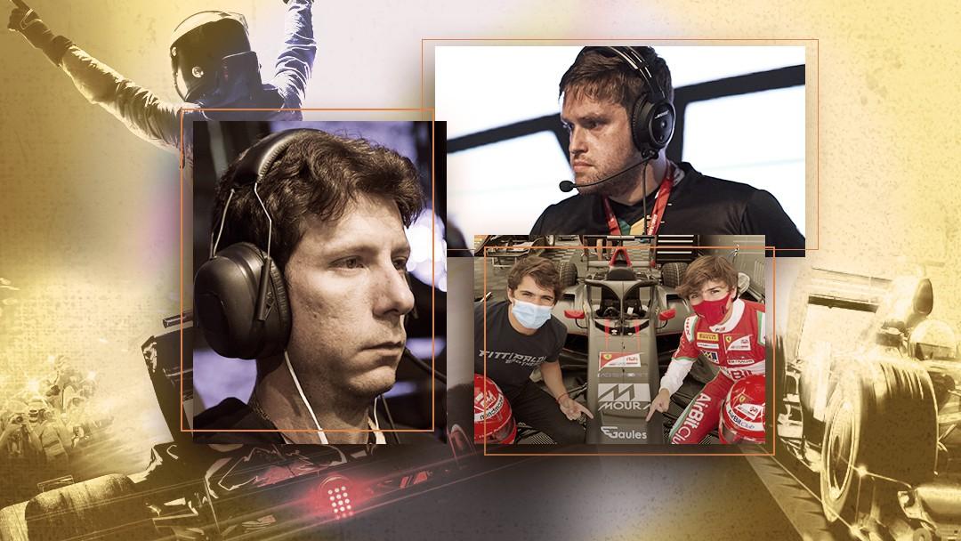 VelhoVamp, Apoka e os Fittipaldi Brothers são símbolos da nova era do automobilismo no Brasil