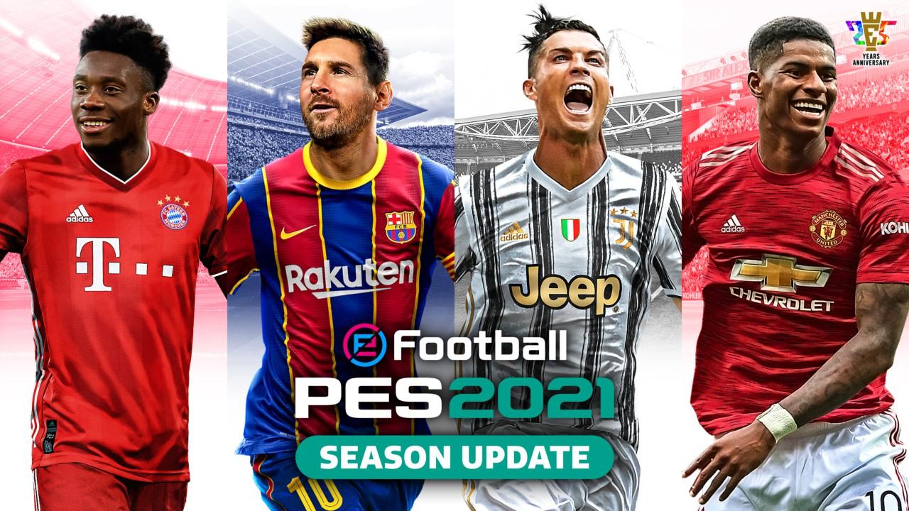 Review do PES 2021: melhorias na jogabilidade, UEFA EURO 2020 e resquícios de edições passadas