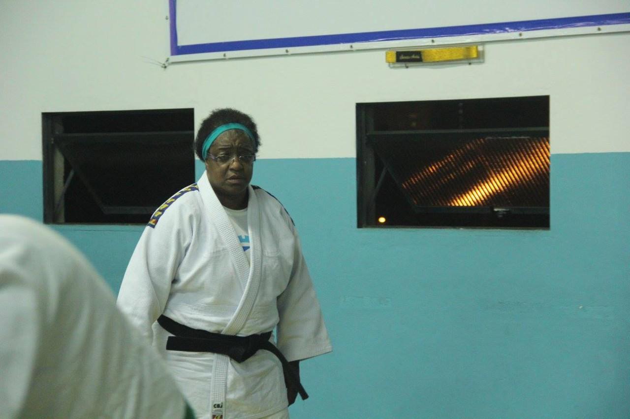 Soraia André teve uma grande trajetória como judoca do Brasil - Arquivo Pessoal