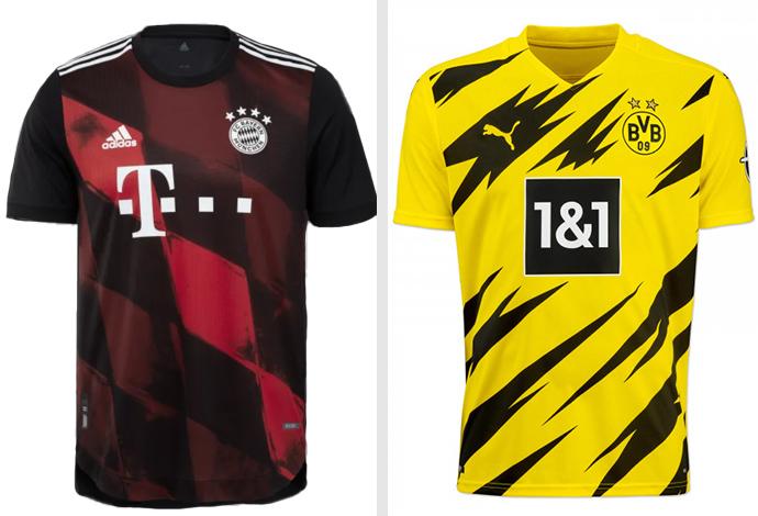 Bayern Borussia Dortmund -