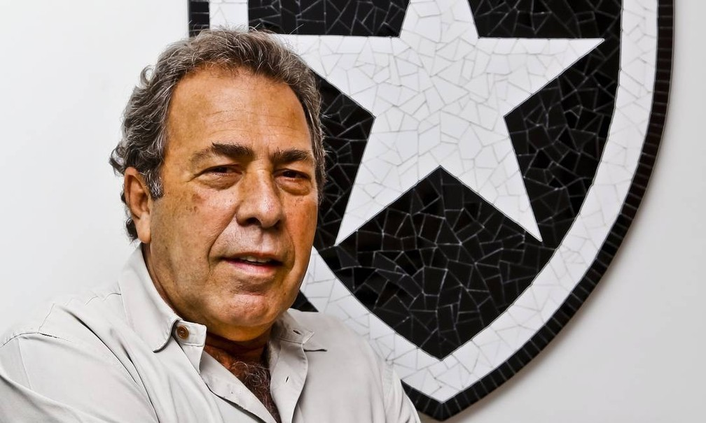 Carlos Augusto Montenegro ajudou o Botafogo com empréstimos ao longo dos últimos anos - Ivo Gonzalez/Agência O Globo