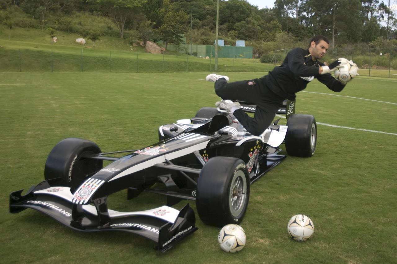 Weverton foi goleiro do Corinthians entre 2006 e 2008: e não teve uma chance sequer no time principal - Daniel Augusto Jr/Ag. Corinthians