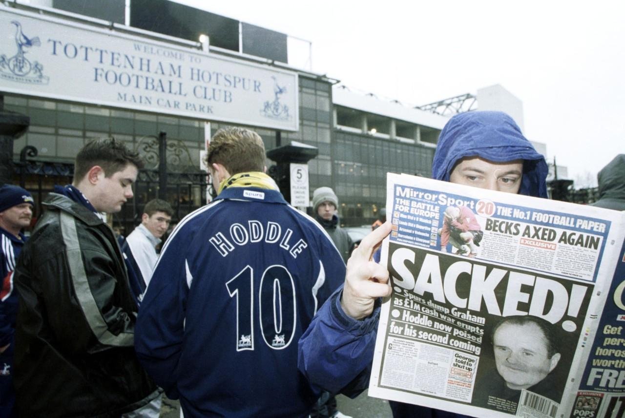 Tottenham completa 20 anos sob o controle majoritário da ENIC - Getty Images