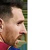 1º - Messi
