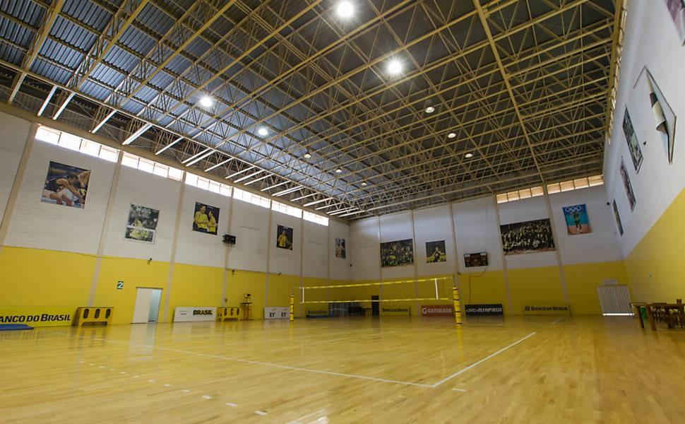 CT de Saquarema será a sede da fase final da Superliga - CBV