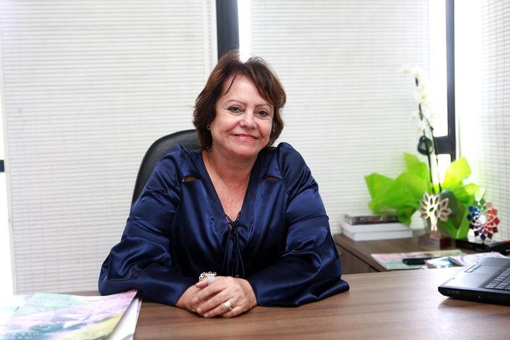 Julieta Palmeira, secretária Estadual de Políticas para as Mulheres da Bahia - Divulgação/SPM