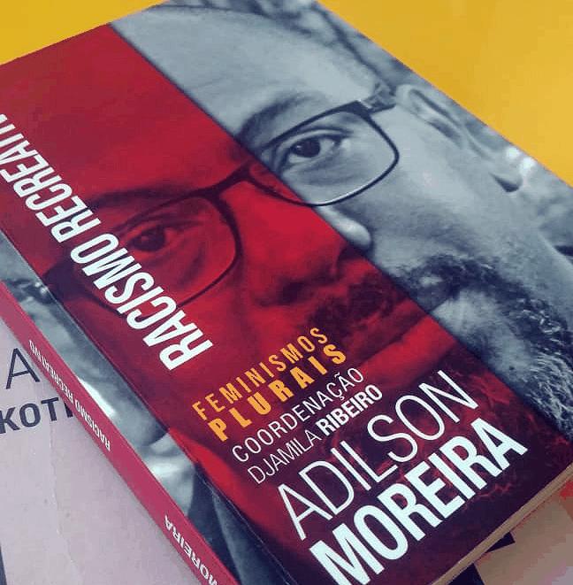 """Livro """"Racismo recreativo"""", de Adilson Moreira - Rafael Santana"""