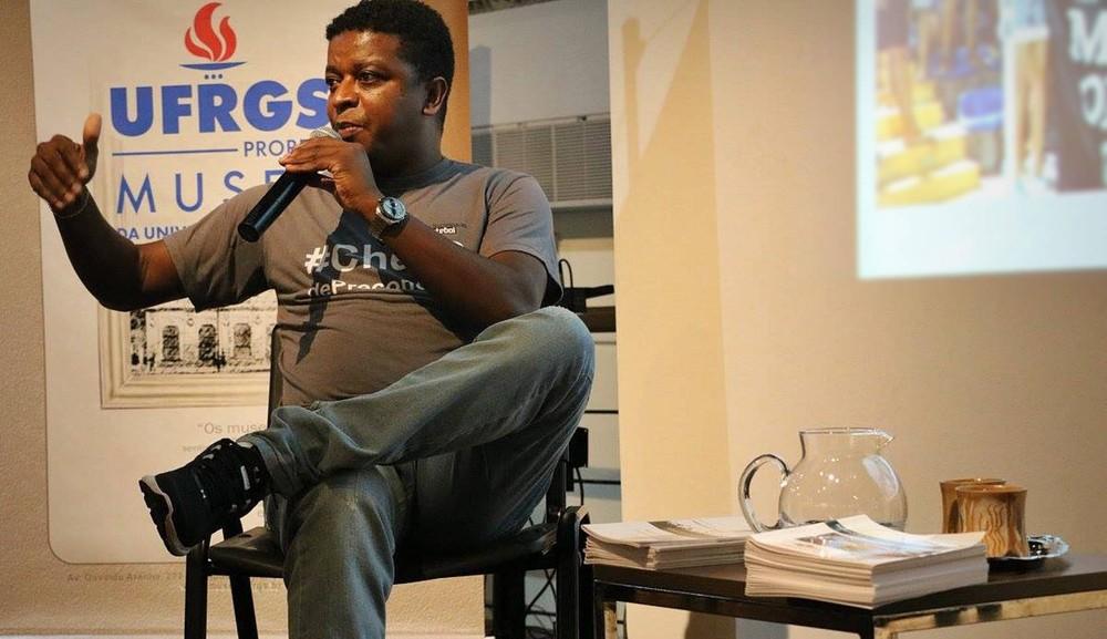 Marcelo Carvalho, criador do Observatório da Discriminação Racial - Divulgação / UFRGS