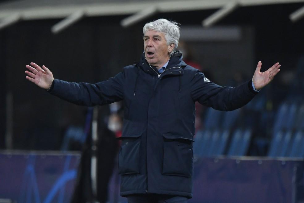 Atalanta de Gasperini ultrapassa a marca de 90 gols na liga pela segunda temporada seguida - Reuters