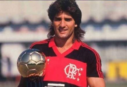 Renato Gaúcho Flamengo - Reprodução