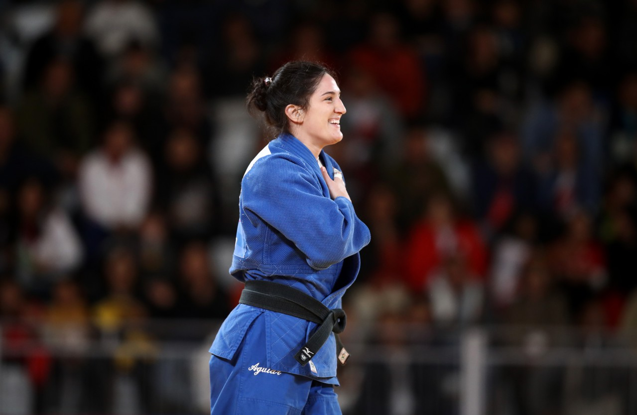 Mayra Aguiar busca mais uma medalha olímpica - Ezra Shaw/Getty Images