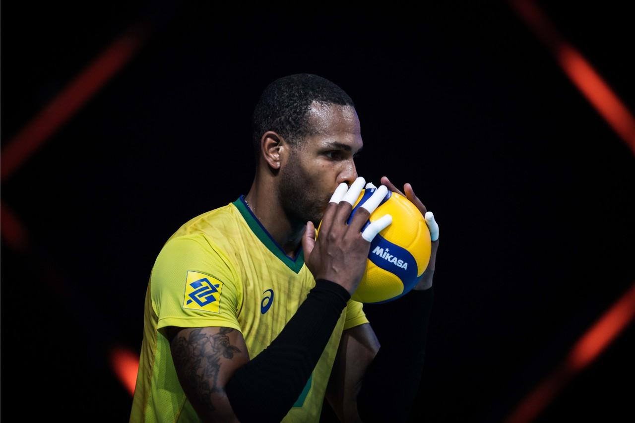 Olho nele! - Divulgação/FIVB