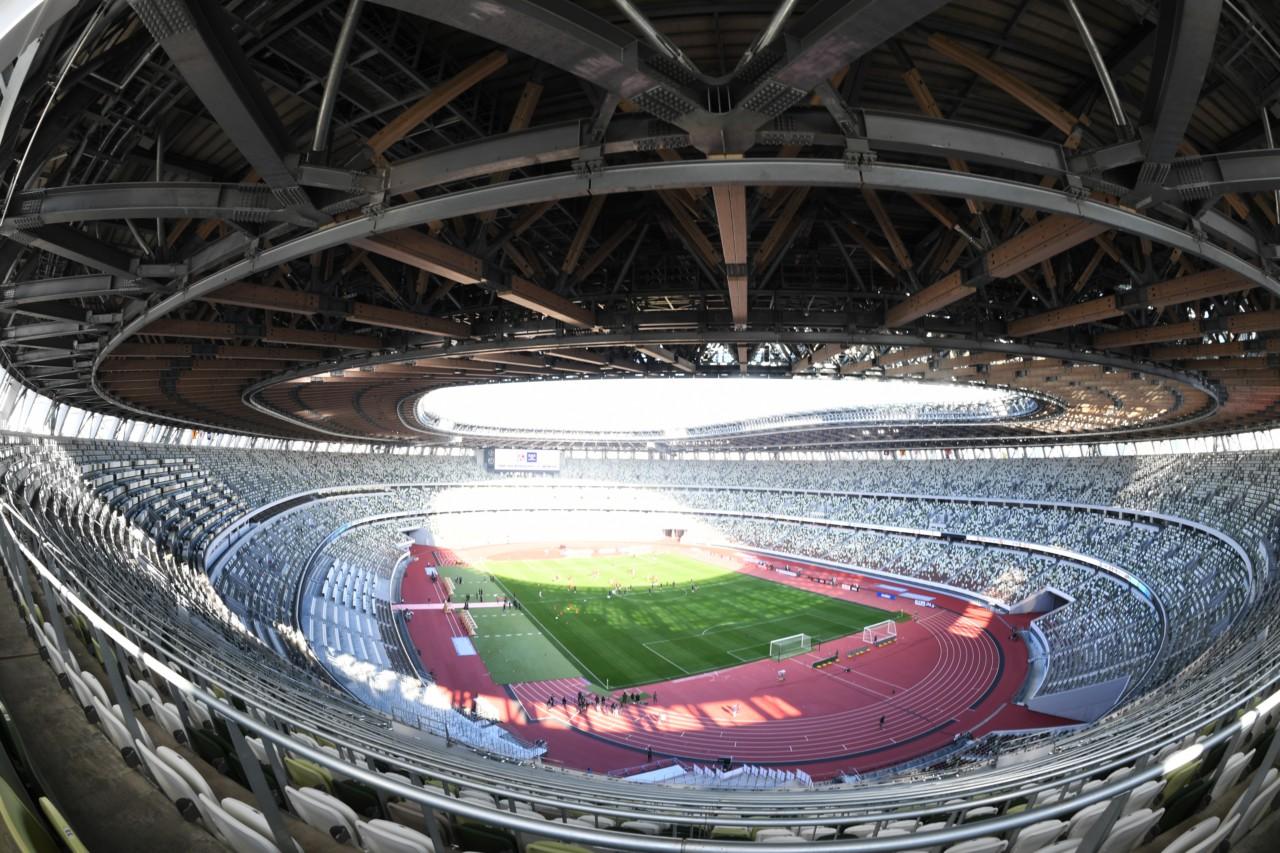 Estádio Nacional de Tóquio
