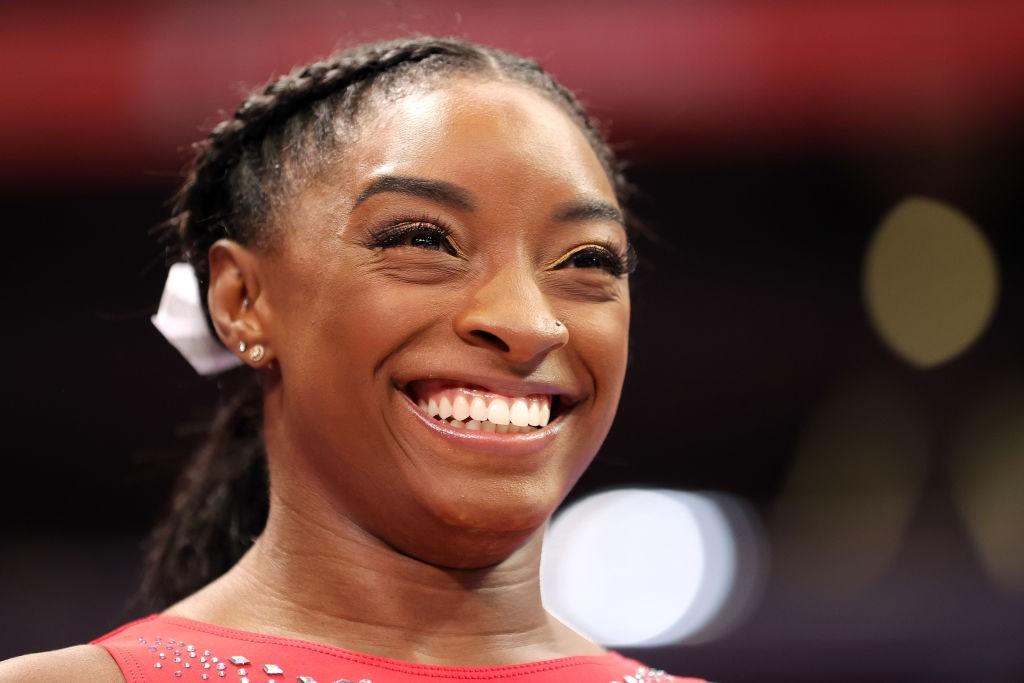 Simone Biles vai ter seu último ato nas Olimpíadas - Carmen Mandato/Getty Images