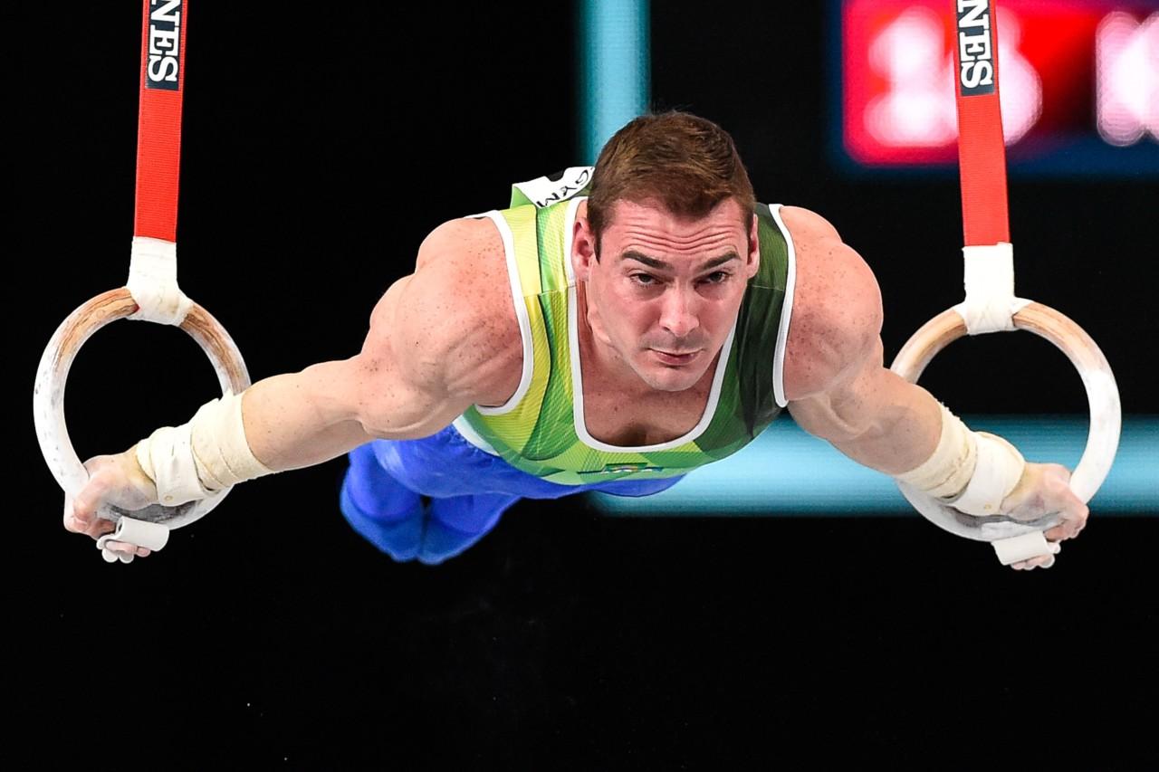 Arthur Zanetti busca a sua terceira medalha olímpica - Minas Panagiotakis/Getty Images