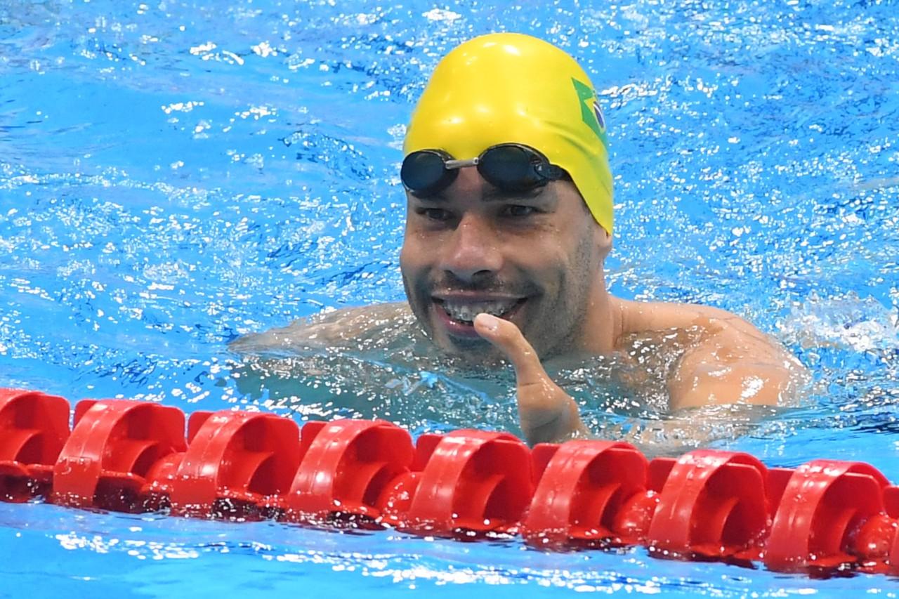 Daniel Dias fará a sua despedida das Paralimpíadas - Moto Yoshimura/Getty Images