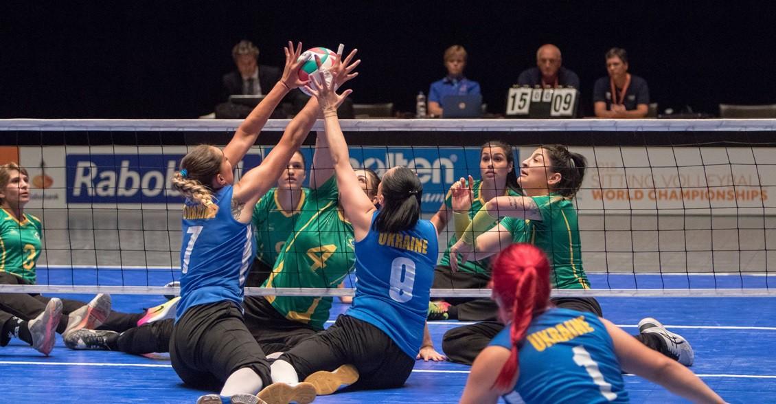 Vôlei sentado é um dos esportes de destaque do Brasil - World Volley