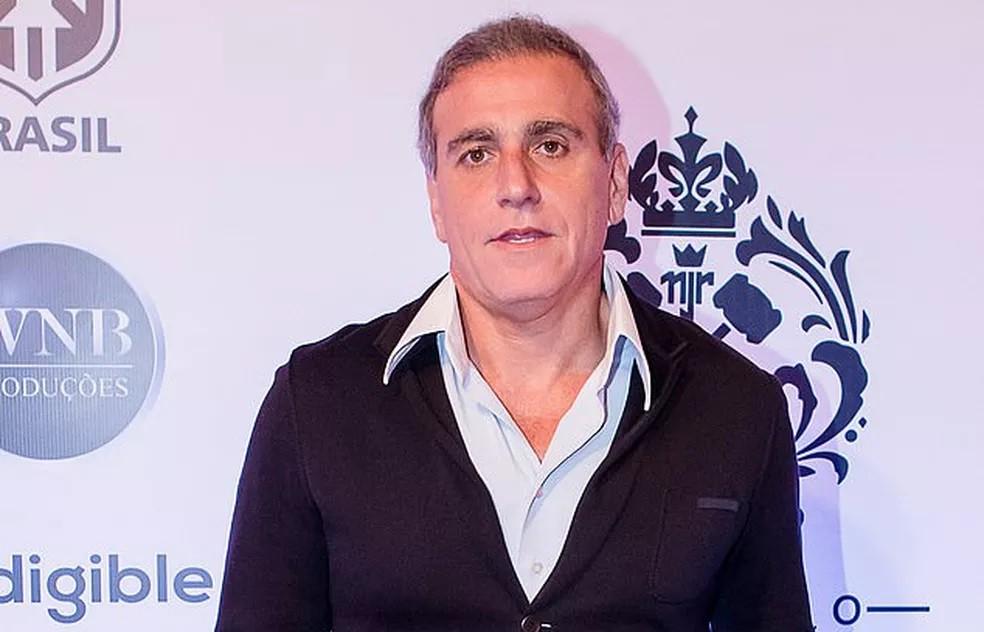 André Cury é empresário no futebol - Divulgação