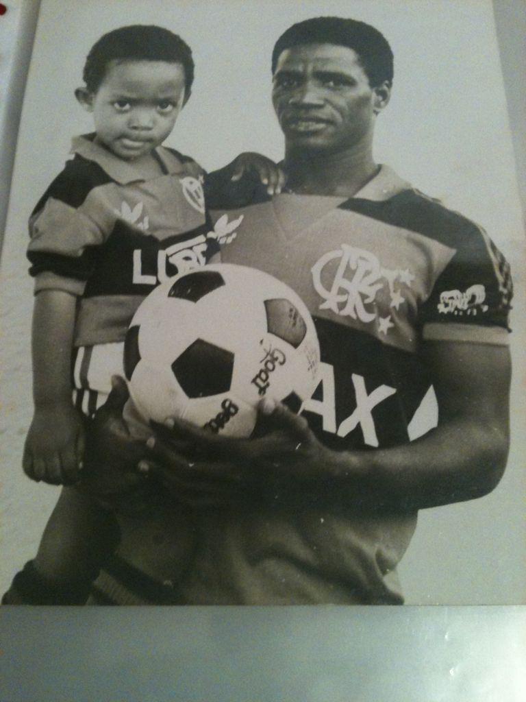 Adílio Flamengo - Arquivo pessoal