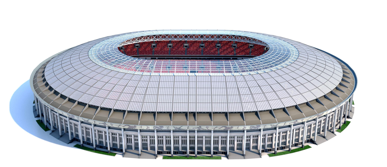 Novo estádio olímpico de Lujniki