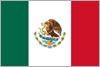 Bandeira da Mexico