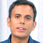 foto do rosto do jornalista Tiago Maranhão